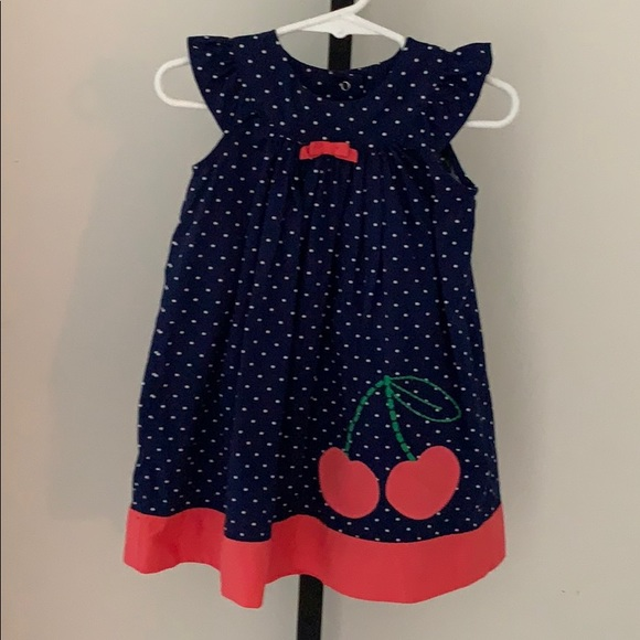 Gymboree Other - Toddler Girls Gymboree Polka Dot Dress Size 18-24M